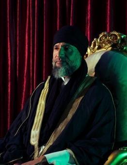 سيف القذافي