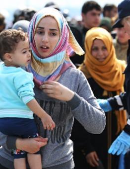 في موضوع تشتت الأسر السورية في أوروبا