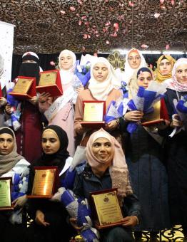 تكريم المتفوقين في إدلب 20 8 2021