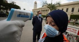 بلغ العدد الإجمالي للإصابات في مصر 536 حالة