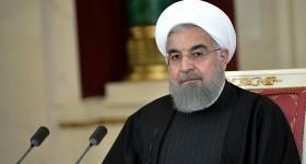 طالب روحاني صندوق النقد الدولي بالوفاء بالتزاماتها تجاه طهران