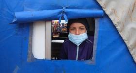 لا يوجد إصابات بفيروس كورونا في الشمال السوري