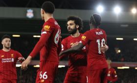 حقق ليفربول 21 فوزًا متتاليًا في الدوري الإنجليزي الممتاز على أرضه
