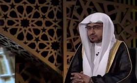 الداعية السعودية صالح المغامسي