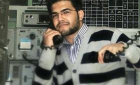 المعارض الإيراني مسعود مولوي وردنجاني