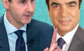 جورج-قرداحي-بشار-الأسد