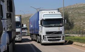 ستوزع المساعدات على المحتاجين في إدلب وريفها