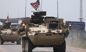قوات أمريكية شمال شرقي سوريا