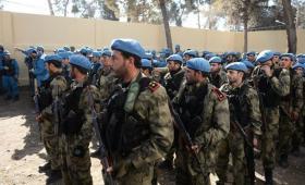 عناصر من الشرطة المدنية شمال سوريا