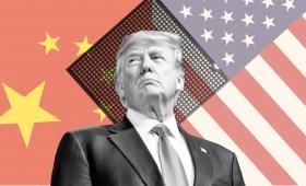 جاء تحرك البيت الأبيض وسط تزايد التوتر بين الولايات المتحدة والصين