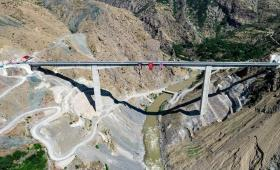 الجسر الأعلى في تركيا