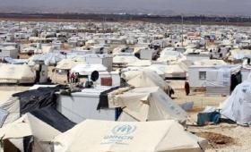 مخيم الزعتري في الأردن