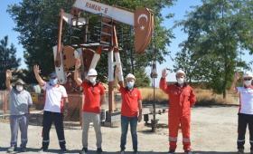 أتراك يعملون في مجال استخراج النفط
