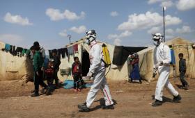 ارتفاع عدد الإصابات بفيروس كورونا شمال غربي سوريا