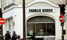 مقر مجلة شاربي إيبدو الفرنسية