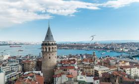 صورة أرشيفية من تركيا