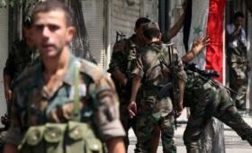 عناصر لنظام الأسد - أرشيف