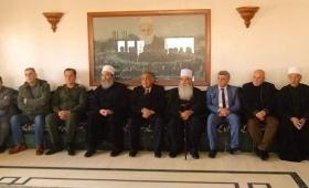 شدد  على رفضه لبقاء بشار الأسد في سدة الحكم