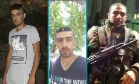 ثلاثة قتلى ضباط ينحدرون من ريف حمص من مرتبات