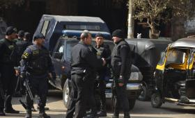 الأجهزة الأمنية المصرية