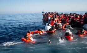 بين الغرقى ثلاث عائلات كاملة كانت في طريقها لأوروبا