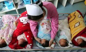 أطفال الصين (صورة تعبيرية)