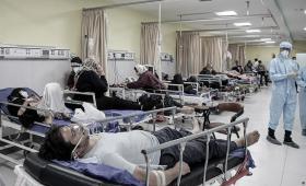 مرضى كورونا في إيران 2021-08-21