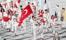 الرياضيين الأتراك