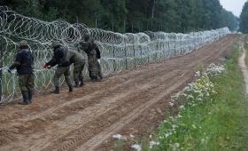 حدود بيلاروسيا