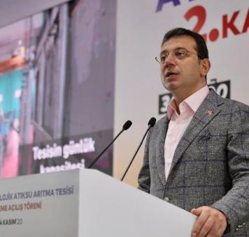 رئيس بلدية إسطنبول الكبرى