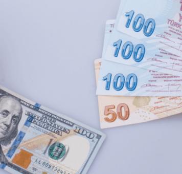 تحسن بسعر الليرة التركية