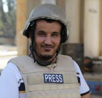 الإعلامي عبد الفتاح الحسين