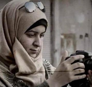 الناشطة نور الشلو