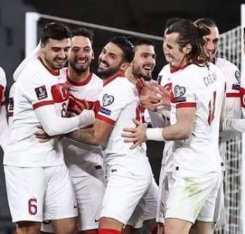 المنتخب التركي لكرة القدم