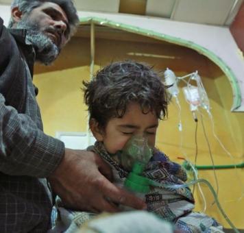 ضحايا كيماوي الأسد