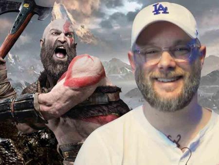 God of War game director Cory Barlog
