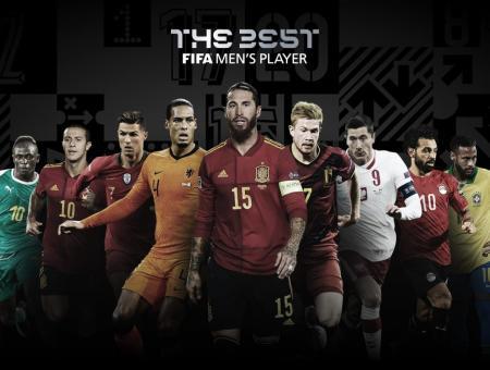 جائزة FIFA للأفضل لكرة القدم