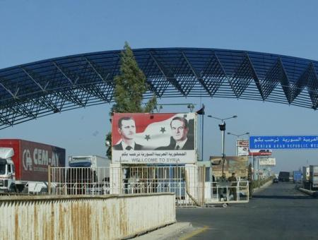 اتفاق جديد بين حكومة لأسد والأردن