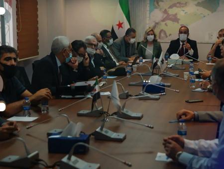 سورية المستفيدة.. هل من حل سياسي في الأفق؟