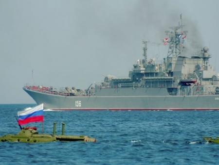 مناورات عسكرية روسية سابقة