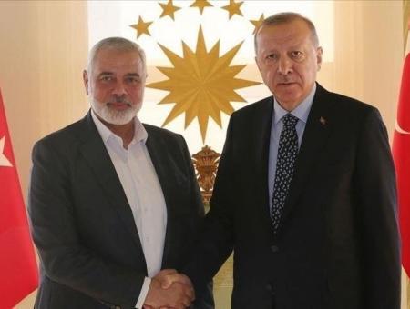 أكد أن تركيا ستقوم بما يقع عليها من مسؤولية سياسية