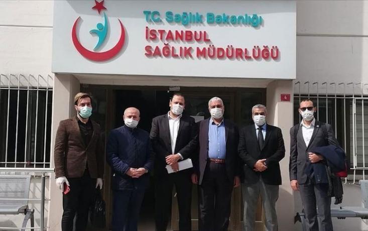 أطباء في تركيا