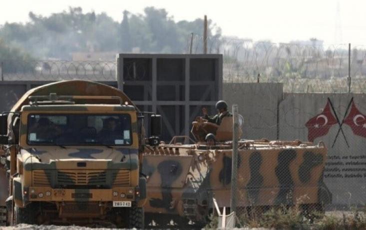 نقطة مراقبة تركية شمالي سوريا