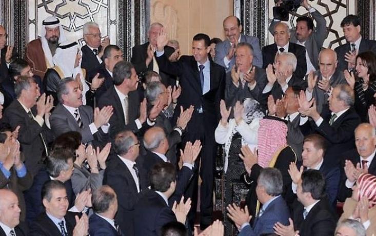 برلمان نظام الأسد