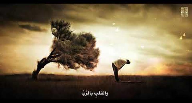 قبل الفجر بدمعتَينِ وسجدة .. أنس الدغيم