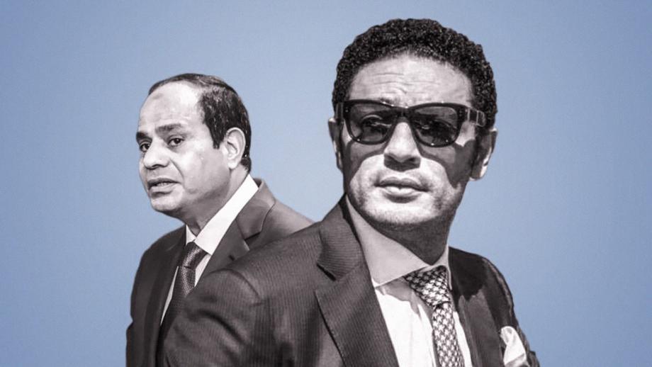المصري محمد علي يعلن اعتزاله السياسة وعودته للفن | شبكة آرام الإعلامية