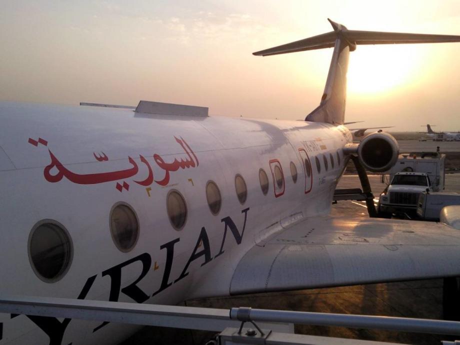 لم يتم بحث مسألة تعليق الرحلات مع إيران