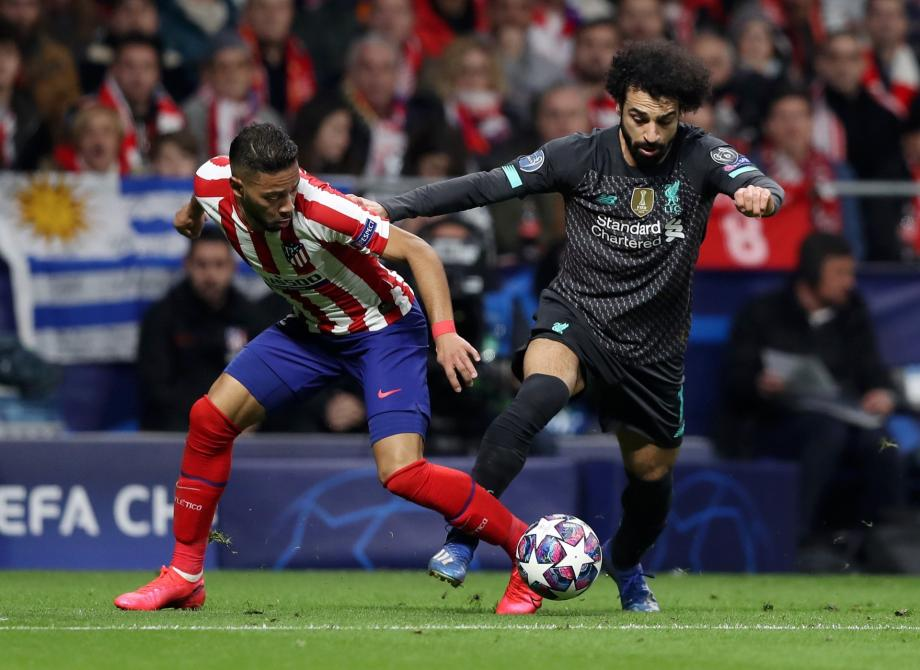 أتلتيكو مدريد يُقصي ليفربول