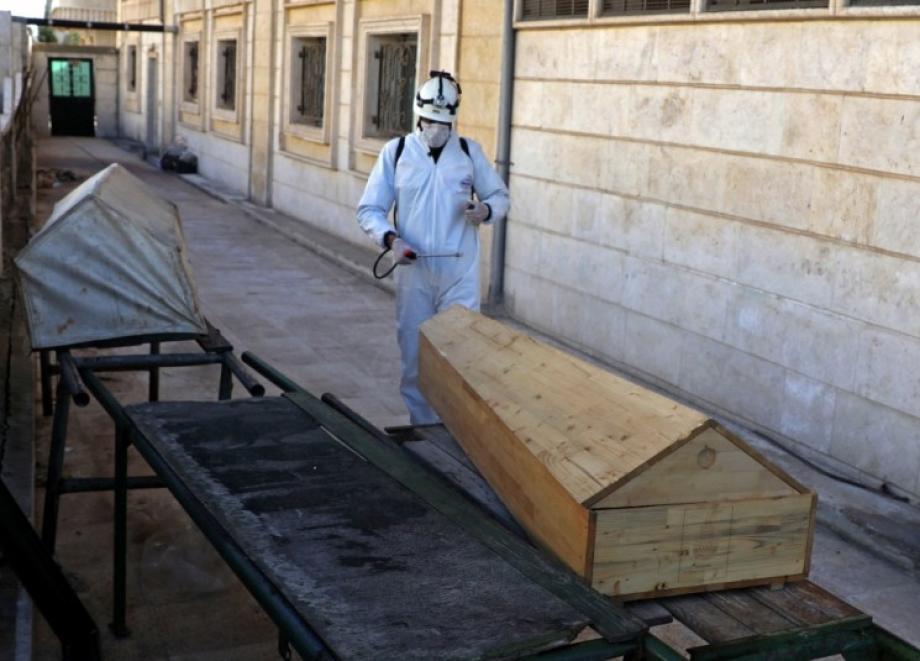 انتشار كورونا في سوريا