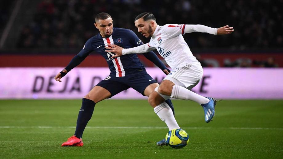 """كان قد توقف الدوري بينما كان فريق """"باريس سان جيرمان"""" على قمة الترتيب برصيد 68"""
